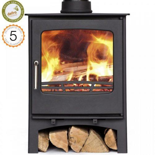 DEFRA Ecosy +Purefire 7-8kw