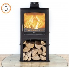 Ecosy +Purefire 10kw on stand